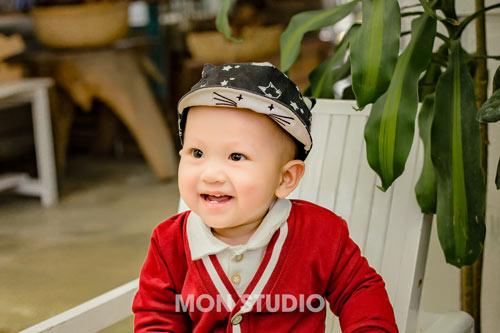 Mon Studio - Chuyên chụp ảnh cho bé ở Đà Lạt