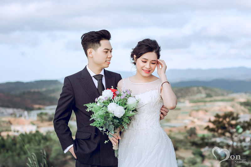 nhận Chụp ảnh cưới Đà Lat gía rẻ nhất - Mon Studio