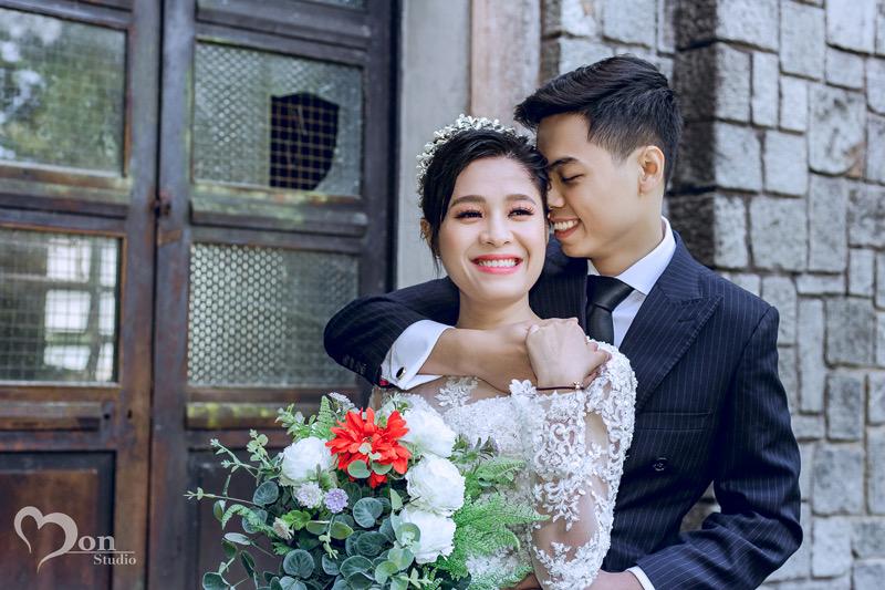 Chụp ảnh cưới Đà Lat gía rẻ nhất - Mon Studio