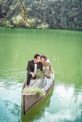 Hồ Tuyền Lâm Đà Lạt - Album ảnh cưới cực đẹp cho giới trẻ (3)