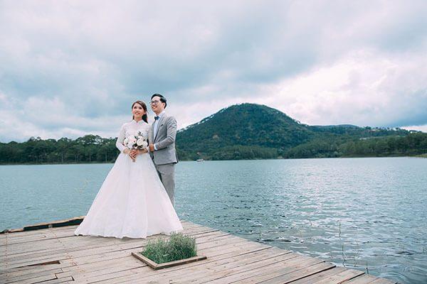 Hồ Tuyền Lâm Đà Lạt - Album ảnh cưới cực đẹp cho giới trẻ (7)