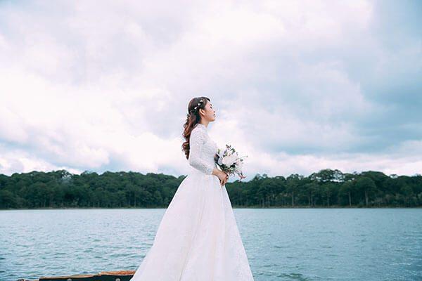 Hồ Tuyền Lâm Đà Lạt - Album ảnh cưới cực đẹp cho giới trẻ (8)