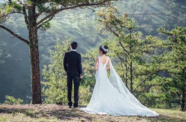 Thời điểm chụp hình cưới Đà Lạt đẹp nhất là khi nào (1)