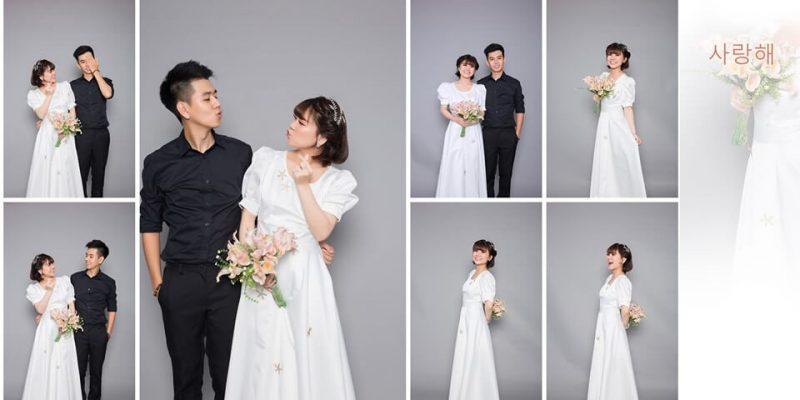 Tạo dáng chụp ảnh cưới trong phòng đơn giản nhưng không đơn điệu (3)
