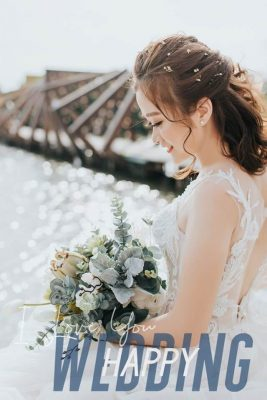 Top 7 kiểu tóc đẹp cho cô dâu mặc áo dài cưới (6)