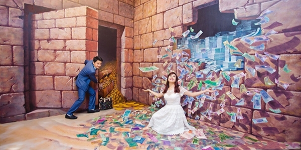 Chụp ảnh cưới 3D - Xu hướng mới lạ được nhiều dâu rễ quan tâm hiện nay (3)