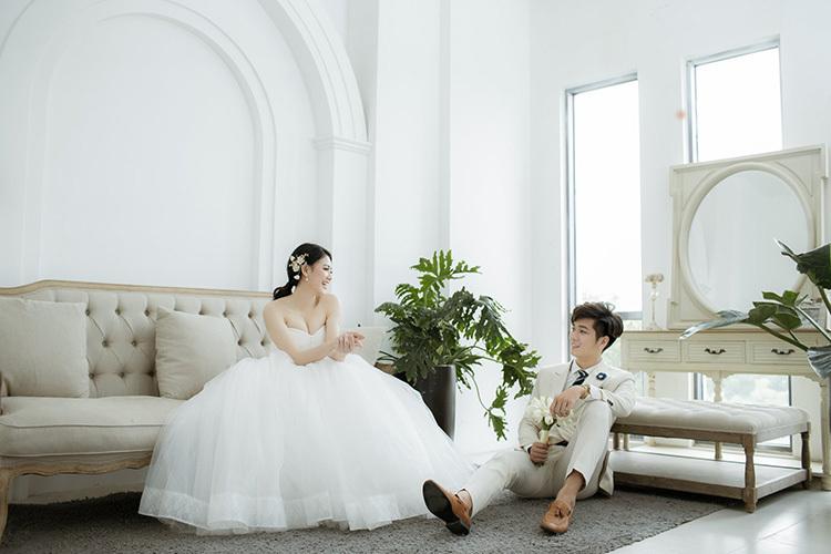Lợi ích của việc chụp ảnh cưới nền trắng - style mới cho dâu rễ (2)