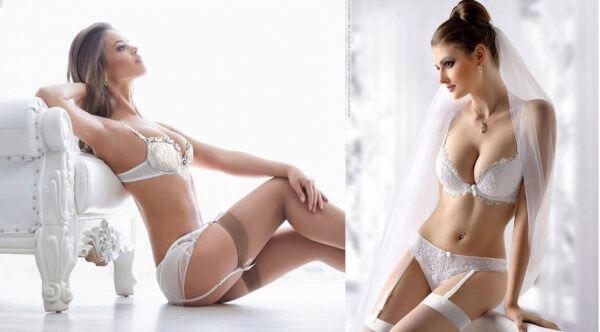 Mẹo giúp cô dâu chọn đồ lót phù hợp với trang phục và tôn dáng (2)