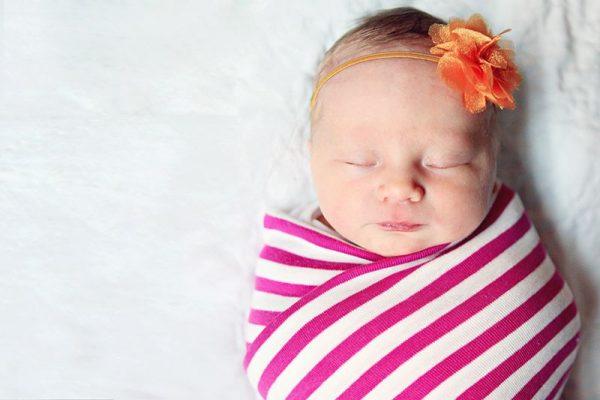Bật mí ý tưởng chụp hình trẻ sơ sinh và tạo album siêu cute (6)