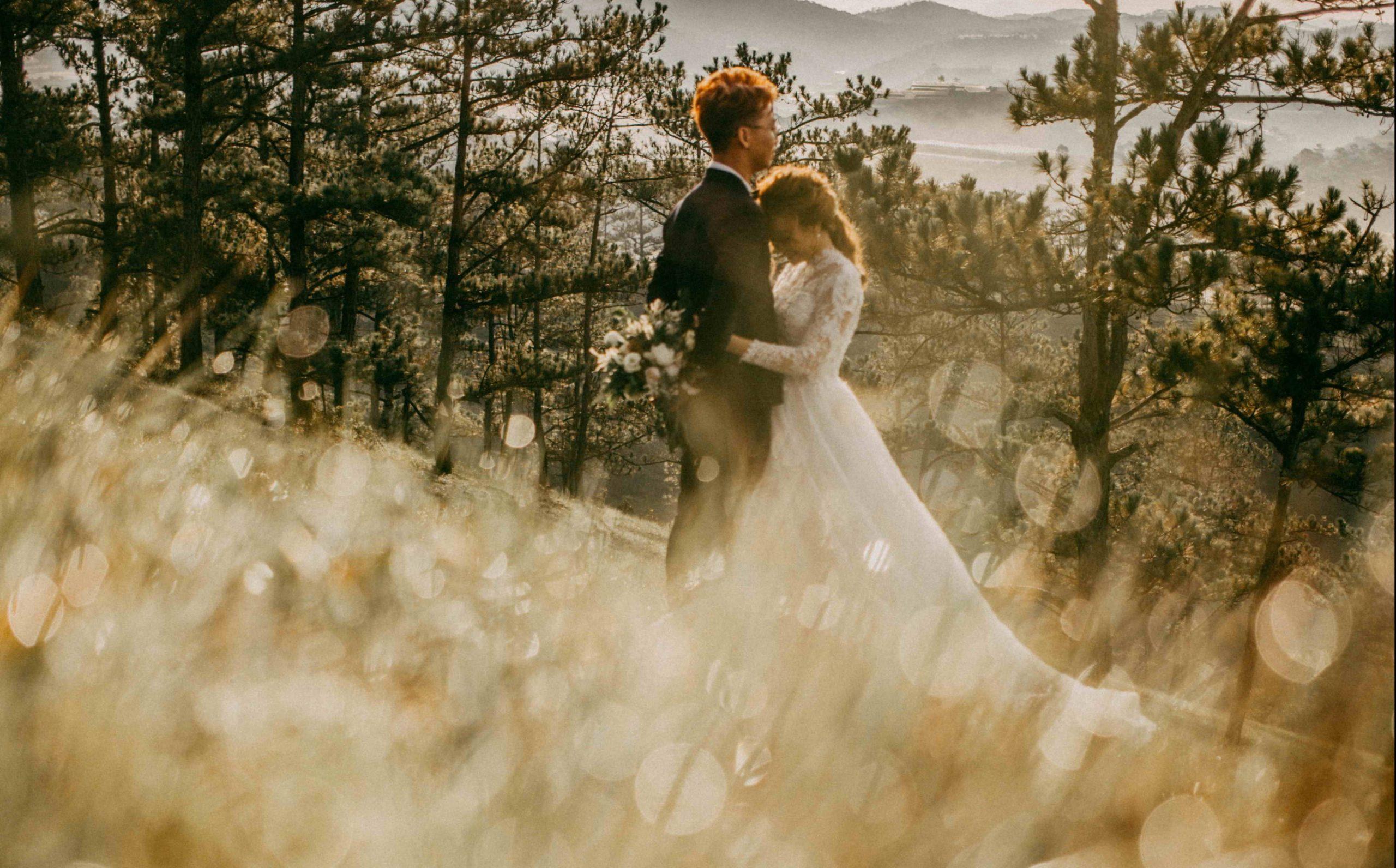 Bật mí 7 tư thế và cách tạo dáng đẹp khi chụp ảnh cưới4