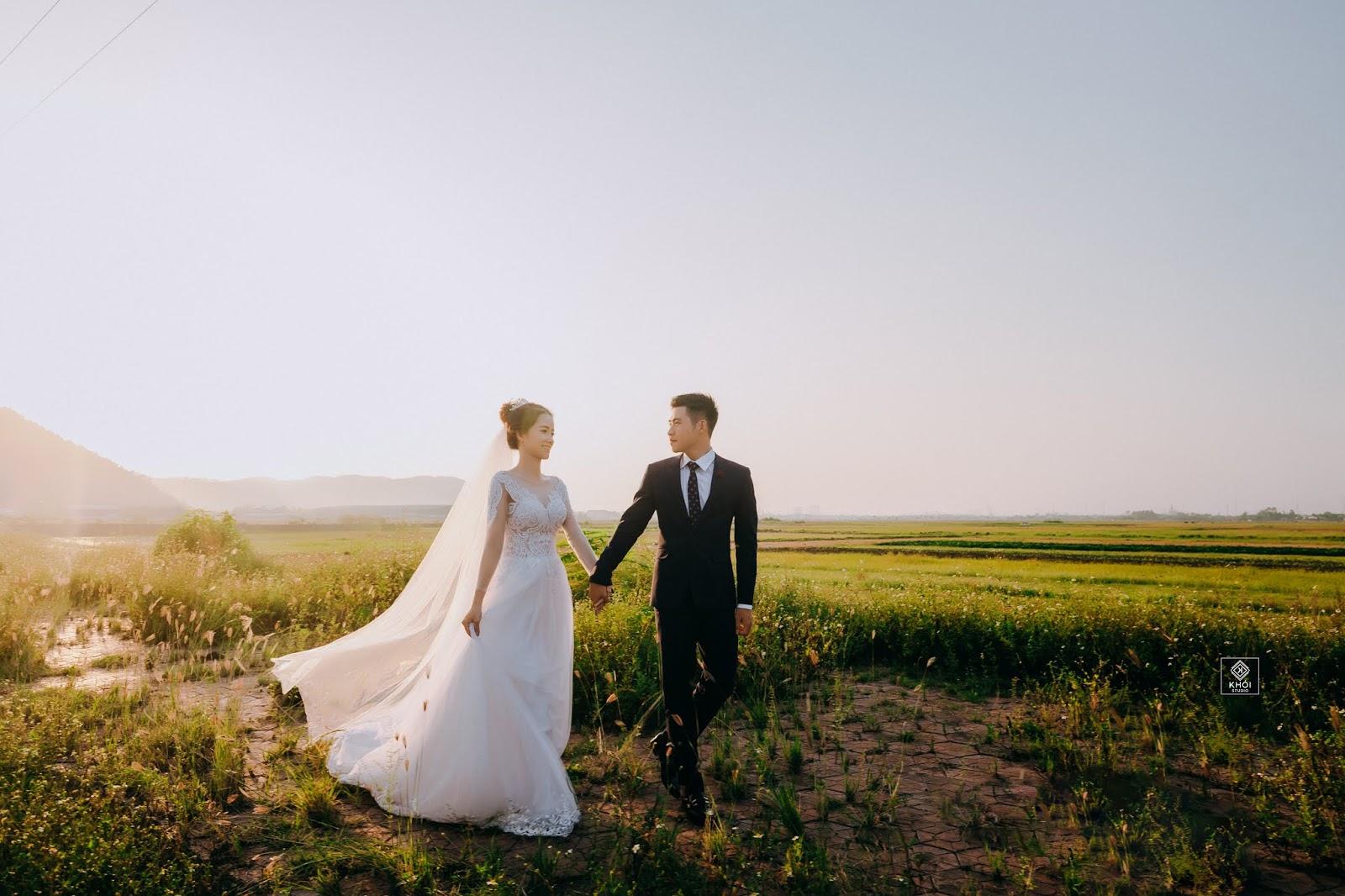 Bật mí 7 tư thế và cách tạo dáng đẹp khi chụp ảnh cưới5