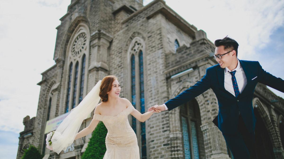 Bật mí 7 tư thế và cách tạo dáng đẹp khi chụp ảnh cưới6