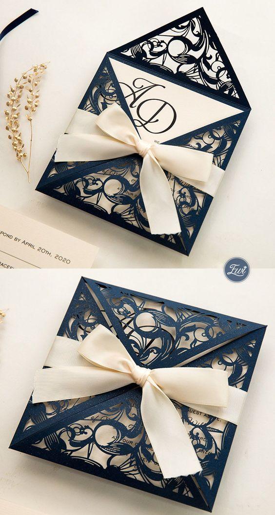 Chia sẻ 6 mẫu thiệp cưới ấn tượng cho ngày chung đôi của bạn (12)