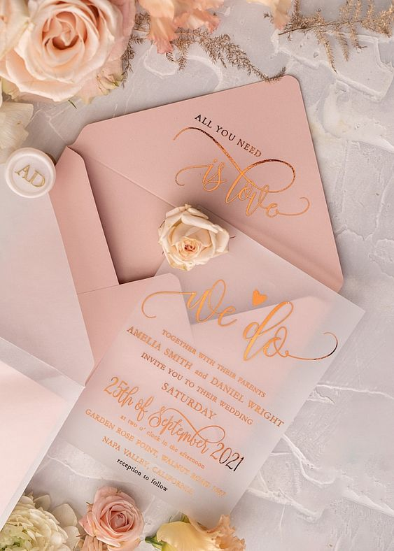 Chia sẻ 6 mẫu thiệp cưới ấn tượng cho ngày chung đôi của bạn (14)