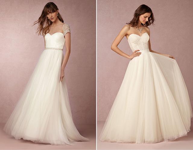 Chia sẻ 9 kiểu váy cô dâu dành riêng cho tiệc cưới tại bãi biển10